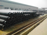 Anti_Corrosion Steel pipe 3PE Coating LSAW Pipe